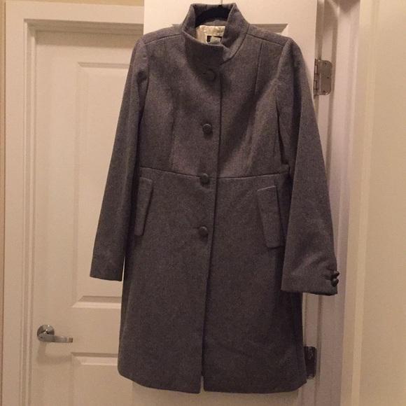 J. Crew Jackets & Blazers - JCrew Factory Women's Wool Coat